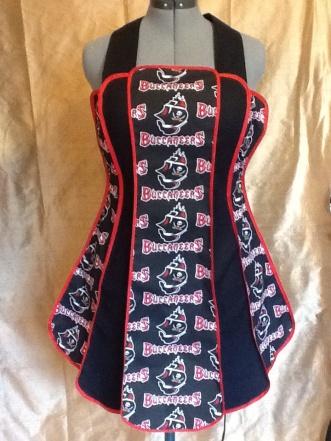 Tampa bay buccaneers apron